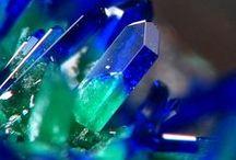 Rocks & Gemstone Shimmers / by Maloquacious