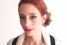 Styley Folk - Hairlookbook by Angelika Molina