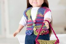 American Doll Clothing & Accessories - Crochet and Other Doll Clothing / I have more boards of crochet. Check them out!