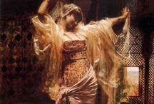 Belly dancing / by Brandy Kmetz