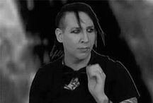 Marilyn Manson / by Andrew Thompson