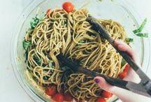 ❼ Yummy veggie food