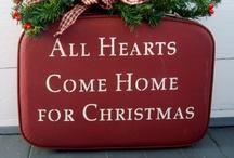 I Love Christmas / by Nicola