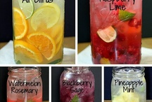 Drinks, Punch & Flavored Waters