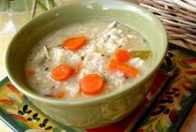 Soups, Stews & Chili