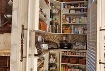 Pantry / by Lesley Book