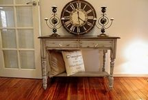 Furniture/Painting Furniture / by Lesley Book
