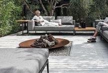 Garden design inspiration / Ideas for designing your garden