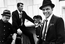 wHEN the Rat Pack Ruled! / Sammy, Frank, Dean and Peter and sometimes Shirley McClain / by Carolyn Reed Cate