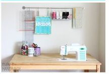 Making home: craft room