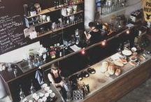 Store / Beautiful stores, shops, pubs, coffee places