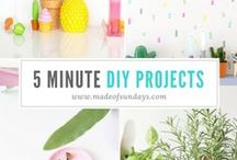 DIY Guides & Makeovers / DIY projects