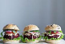 les recettes de burgers