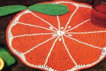 T-shirt yarn rugs, baskets etc.