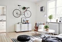 interiors / by Aleksandra Piotrowska