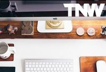 TNW // Desk Inspiration / by The Next Web