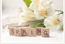 Spring forward... / by Lori Hager