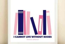 Book Love / by Crafty Lou