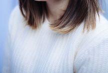 Hair / Nice hairstyles