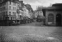 Le vieux Paris / © Charles Marville / BHVP / Roger-Viollet