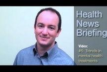 """Health News Briefings """"monitoring trends in health from a spiritual perspective"""" / A regular one-minute news bulletin hosted by Eric Bashor, that """"monitors trends in health from a spiritual perspective"""" - from the ChristianScience.com Press Room."""