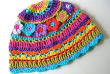 Hooked Hats, Scarves, Mittens, Slippers