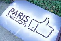 Street Art / La page Facebook de Paris a atteint les 2 millions de fan !