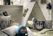 HOME • Chambre Enfant / Kid Room • / by Bricole Obsession