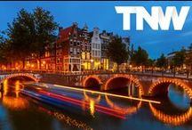 TNW // Guide to Amsterdam / by The Next Web