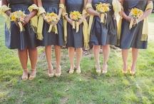// yellow wedding //