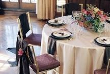 // wedding table //