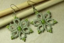 Tatting Patterns & Tutorials / Inspiration for the art of lace making with tatting shuttles.  / by Clover USA