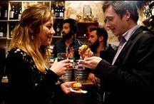 Les Heures Heureuses / Pour 2€, chaque bar, restaurant et commerce de bouche propose une « bouchée », petite composition culinaire gourmande. Du 22 au 24 mai 2013.