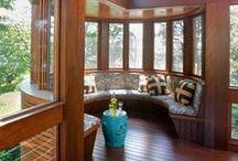 Architecture & home interior / Beautiful houses, gardens, decoration ideas, home design... etc.
