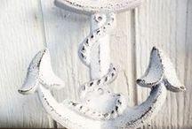 Anchor & sailor stuffs