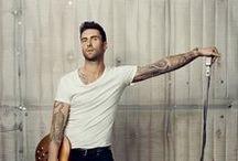 Celebrities [Adam Levine] / Ohh.. Adam... :3  <3