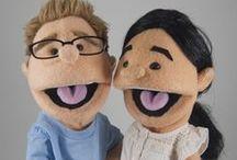 Donna's Village - Puppets