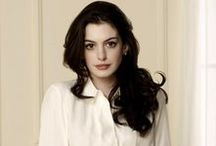 Celebrities [Anne Hathaway] / I love her hair, and style! <3