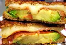 Just Eat It: Burgers, Sandwiches, and Wraps / All Vegetarian or Vegan