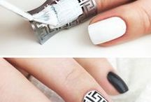 Nails [Art DIY]