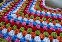 Hooked Shawls, Ponchos, Sweaters / crochet inspiration
