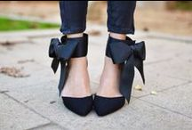 Style: Shoes & Socks / Photos to satisfy our shoe obsession. / by Chic Galleria
