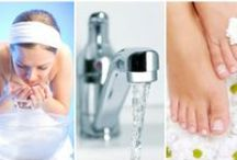 Beauty: Bath & Body & Skincare / Every girl NEEDS a multitude of bath, facial and body products. / by Chic Galleria