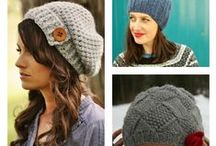 Style: Hats & Scarves / A girl can NEVER have enough hats and scarves.  It's how we build an outfit. / by Chic Galleria