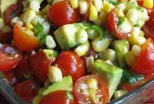 Recipes: Veggies / Mom always told you to eat your veggies. / by Chic Galleria