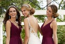 Wedding [Bride, Bridesmaid] / Hair, makeup, dress and accessories...