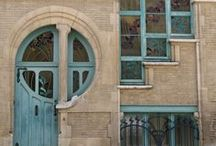 (In The Mood for) Art Nouveau-style Design