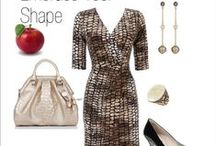 Style: Dress Your Apple Shape / Dressing chic women with an apple shaped body.  / by Chic Galleria