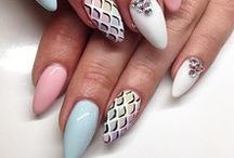 Nails [Fancy & Multicolor]