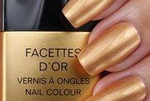 Nails [Gold]